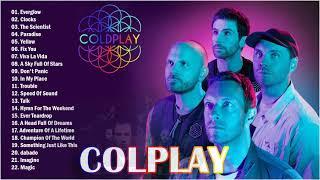 A melhor coleção de músicas do Coldplay - Coldplay Greatest Songs 2021