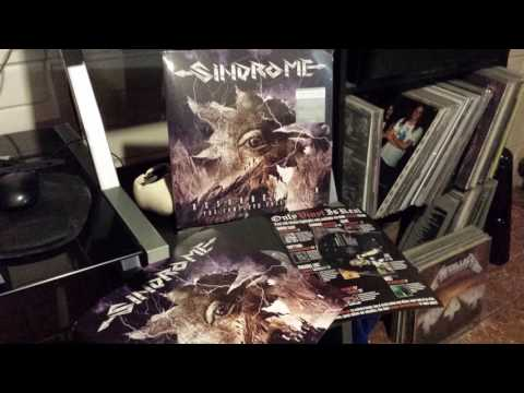 SINDROME – Resurrection   The Complete Collection (2016, Vinyl)