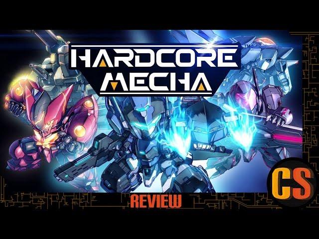 HARDCORE MECHA - PS4 REVIEW