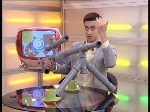 """Интервью для 49 телеканала передачи """"Оранжевое утро"""""""