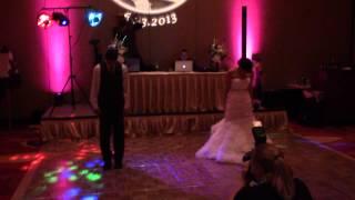 Stepson and Stepmom Wedding Dance