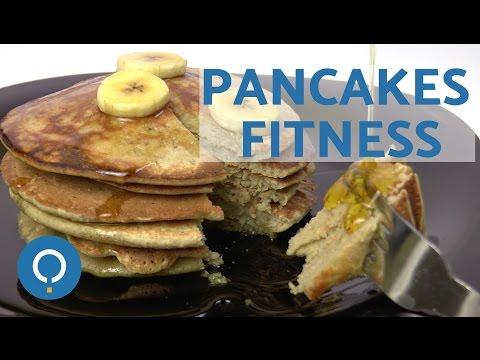 recette-de-pancakes-light-à-l'avoine