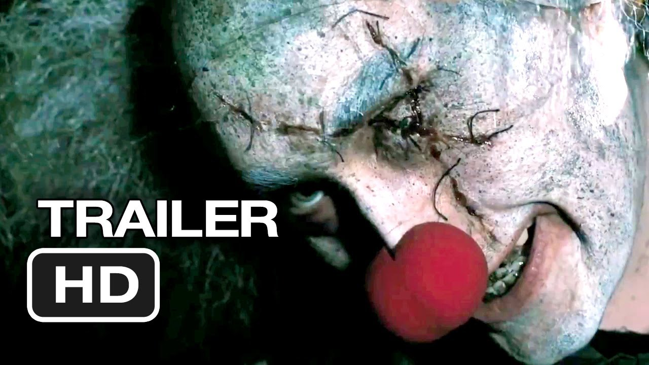 Stitches Official US DVD Release Trailer #1 (2013) - Clown Horror Comedy HD