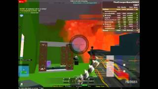 Playing roblox with thk890