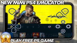 Download MIMI PS4 Cloud EMULATOR For Android || With Play Fortnite GTA 5 On Android ||