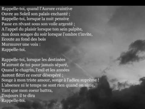 Anthologie poetique rencontre amoureuse