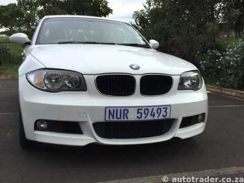 2008 BMW 1 SERIES 125i M-SPORT COUPE Auto For Sale On Auto Trader ...