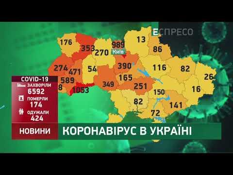 Коронавирус в Украине: статистика за 22 апреля