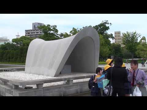 Hiroshima Peace Memorial Museum...