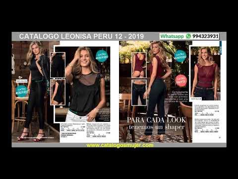Catalogo LEONISA PERU 12 -2019 ¿Quieres COMPRAR O VENDER? Whatsapp 994323931 -www.catalogosmujer.com