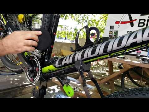 Muc-Off Ürün Uygulaması - Muc-Off Bike Cleaner