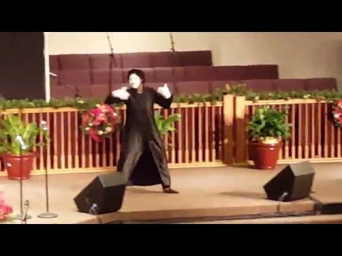 Glory to the Lamb by Geoffrey Golden Mime