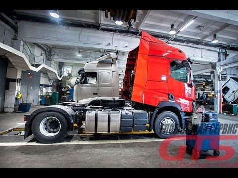 ГЛОБАЛ ТРАК СЕРВИС - Ремонт грузовиков MAN в Венгрии