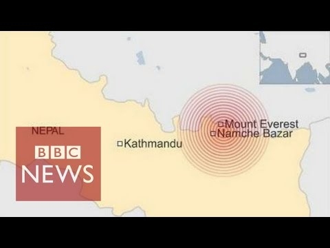 Bbc news earthquake africa