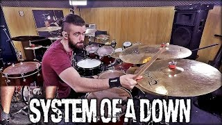 SYSTEM OF A DOWN - TOXICITY | DRUM COVER | PEDRO TINELLO
