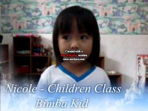 Tukang Kayu by Nicole - Children Class - BIMBA KID