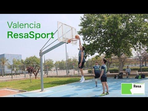 Final Resa Sport 2018. Valencia.