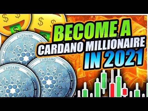 CARDANO NEWS WILL BLOW YOUR MIND😱 CARDANO BLOCKCHAIN OF THE FUTURE! CARDANO PRICE PREDICTION