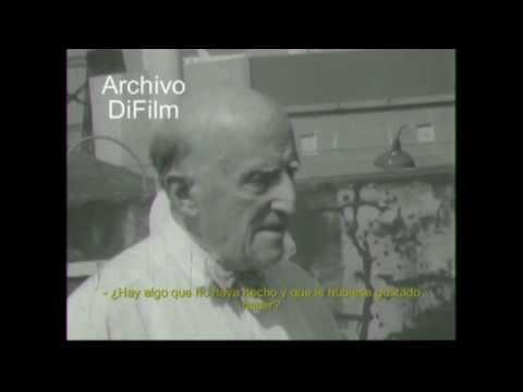 Entrevista a Benito Quinquela Martín