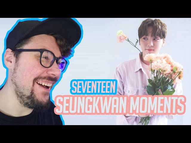 Mikey Reacts to Seungkwan Moments