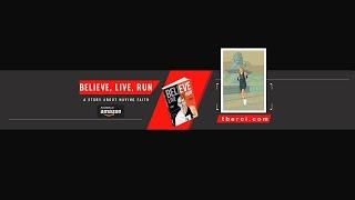Believe, Live, Run | Animation | Superathlete caveman
