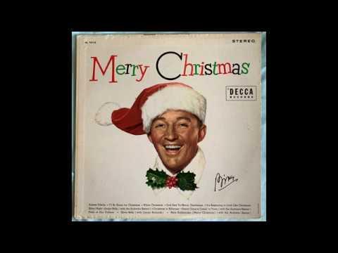 Download Bing Crosby It's Beginning To Look Like Christmas Stereo album