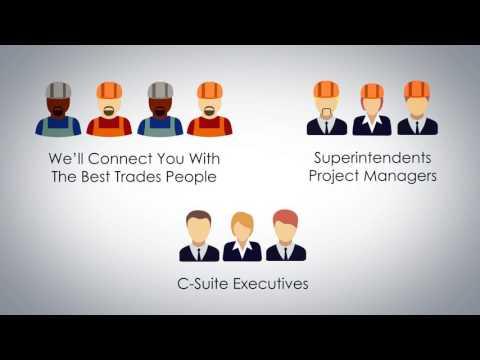 Commercial Construction Staffing & Recruitement