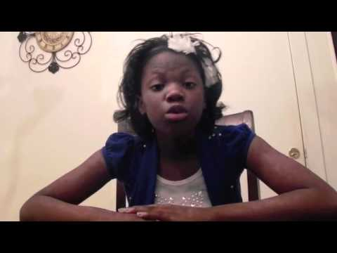 """Lil Jazzy """"Bully No More"""" for Madea's Witness Protection Talent Search"""