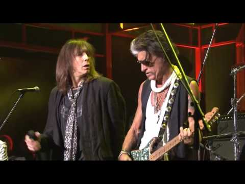 Train Kept A-Rollin' - Joe Perry, Rudolf Schenker, Jeff Keith, Johnny Depp 2016.11.11 Tokyo