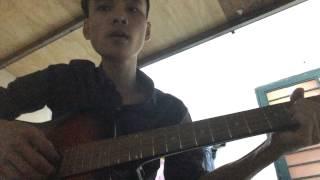 Guitar Chờ Em Trong Đêm (cover phiên bản lỗi-Huyến Đô Con)
