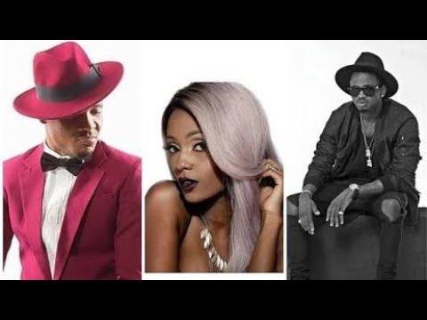 Dj CYPHA wa Nigeria.Alikiba, Diamond & Vanessa MDEE ni Wakubwa NIGERIA. Ugomvi Wizkid,Davido,Tekno,