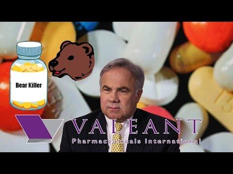 $VRX (Valeant Pharmaceuticals) Trailer for StockTwits (2017)