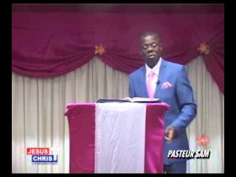 Restauration 2013 05 06 Notre Identité en Christ Pst Sam Partie 1