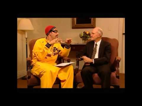 Da Ali G Show - General Brent Scowcroft, National Security Advisor