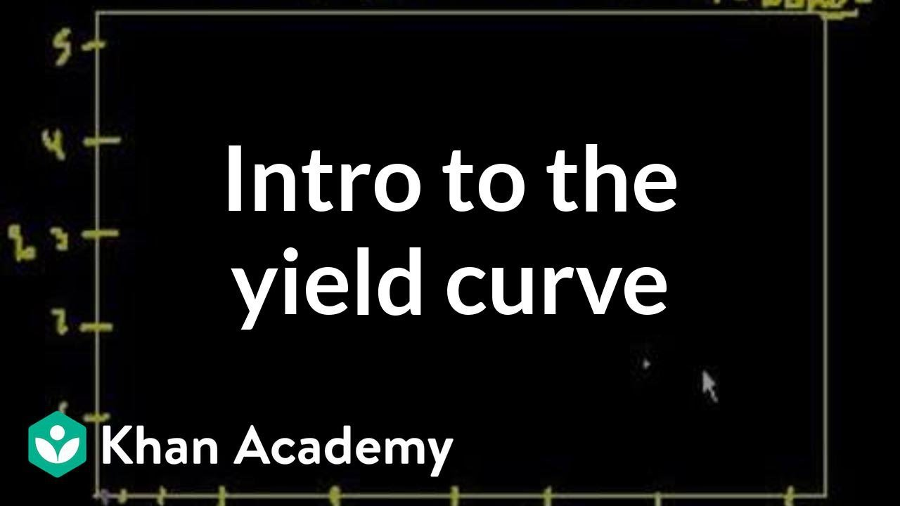 Introduction To The Yield Curve Video Khan Academy