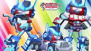 Angry Birds Transformers - NEW Character Energon Optimus Prime Unlocked - Gameplay Part 9