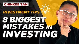 Investment Tips: 8 Biggest Mistakes In Investing