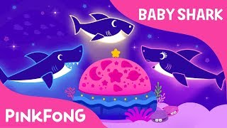 Baby Shark Dream Light | Music Box | Lullaby | Baby Shark | Pinkfong Songs for Children