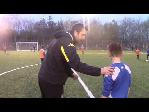 Lee Burgess Leeds United Academy (IN PLAY COACHING)