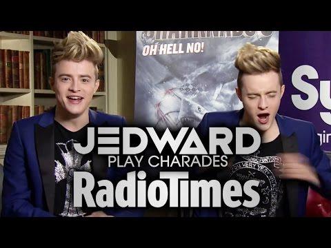 Jedward play charades – RadioTimes