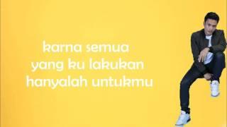 "[Lyric] Randy Pangalila ""1st Album"" - Maafkan"