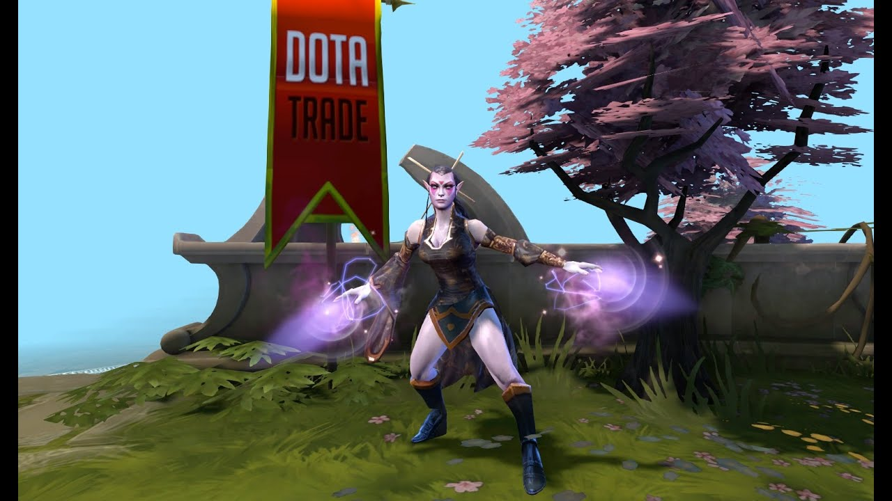 onyx lotus templar assassin set preview dota 2 youtube