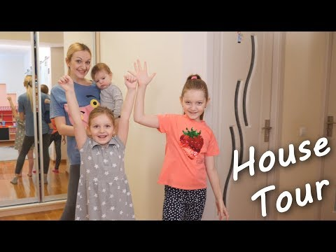 House Tour Casa Noua | Turul casei in care locuiesc Sofia si Sara