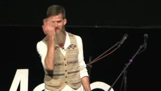 How to draw like a child | Gav Barbey | TEDxUniMelb