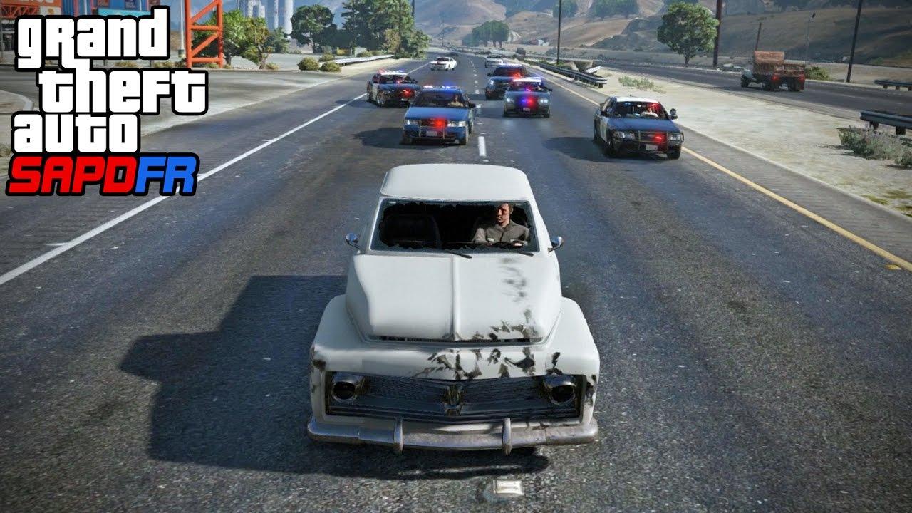 GTA 5 Roleplay - DOJ 131 - Reckless Driving (Criminal)