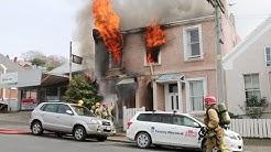 HOUSE FIRE!!.. 2016 Dunedin Carroll st