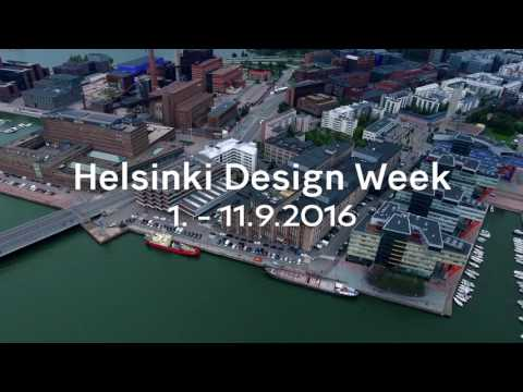 Helsinki Design Week 2016 – After Movie