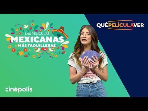 Las 10 películas mexicanas más taquilleras