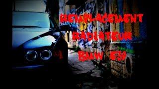 REMPLACEMENT RADIATEUR BMW E39 // MECAVLOG FOUR