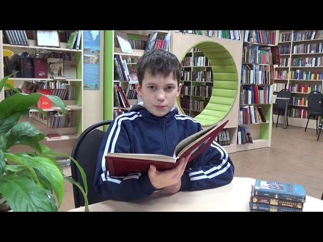 Изображение предпросмотра прочтения – МаксимПерминов читает произведение «Черёмуха» С.А.Есенина